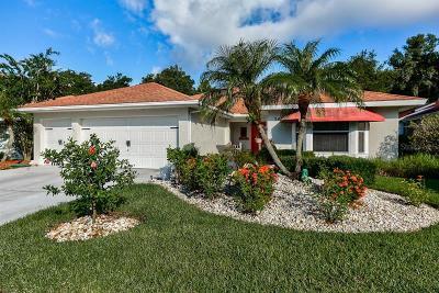 Parrish Single Family Home For Sale: 3444 Brookridge Lane