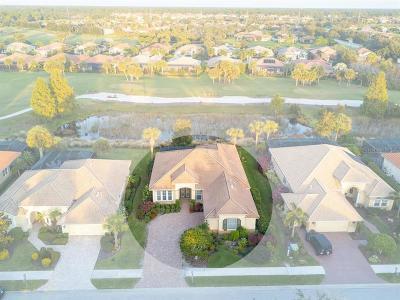 North Venice Single Family Home For Sale: 114 Montelluna Drive