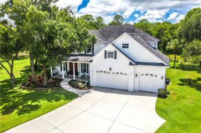 Bradenton Single Family Home For Sale: 1910 143rd Court E