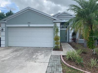 Bradenton Single Family Home For Sale: 4521 Abacos Place