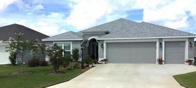 The Villages Single Family Home For Sale: 4244 Valentine Avenue