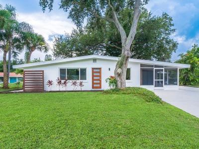 Sarasota Single Family Home For Sale: 1830 Hazelwood Street