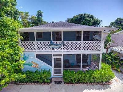 Sarasota Multi Family Home For Sale: 516 Canal Road