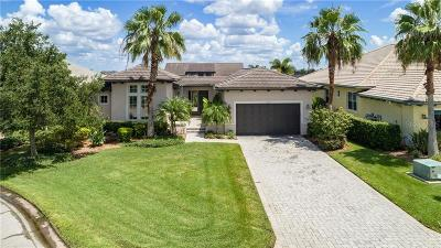 Bradenton Single Family Home For Sale: 1103 Kestrel Court