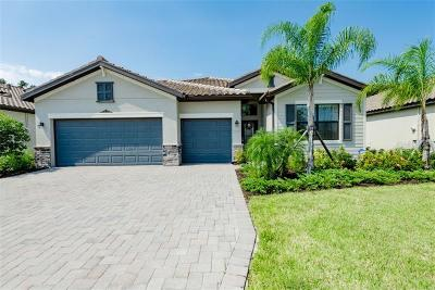 Bradenton Single Family Home For Sale: 11318 Autumn Leaf Way