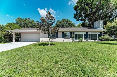 Bradenton Single Family Home For Sale: 5615 41st Avenue E