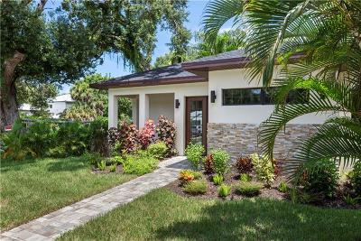 Sarasota Single Family Home For Sale: 1775 7th Street