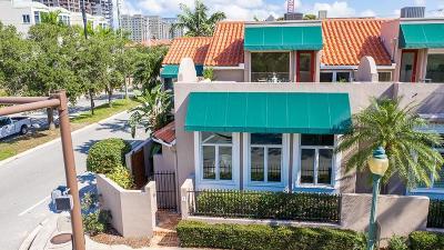Sarasota Townhouse For Sale: 200 Cocoanut Avenue #1