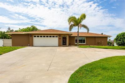 Osprey Single Family Home For Sale: 423 Cezanne Drive
