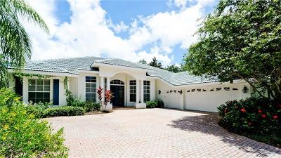 Sarasota Single Family Home For Sale: 4799 Hanging Moss Lane