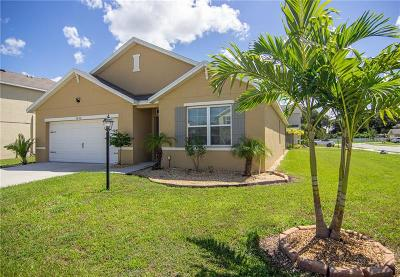Palmetto Single Family Home For Sale: 7040 57th Terrace E