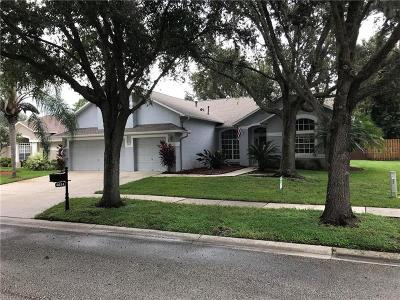 Tampa Single Family Home For Sale: 8614 Herons Cove Place