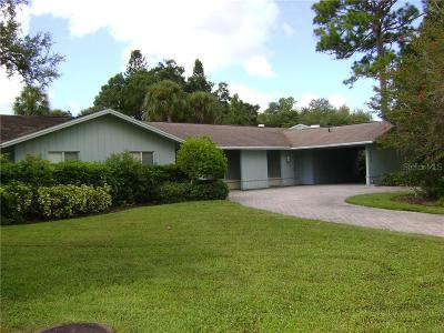 Sarasota Single Family Home For Sale: 1575 Eastbrook Drive