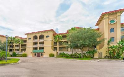 Manatee County Condo For Sale: 7718 Lake Vista Court #202