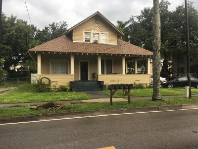 Fort Myers Multi Family Home For Sale: 2144 Victoria Avenue