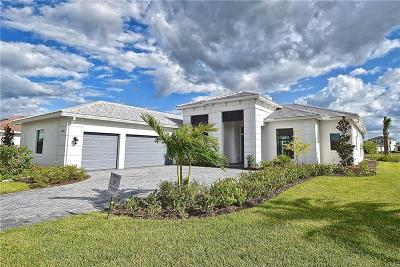 Sarasota Single Family Home For Sale: 9065 Artisan Way