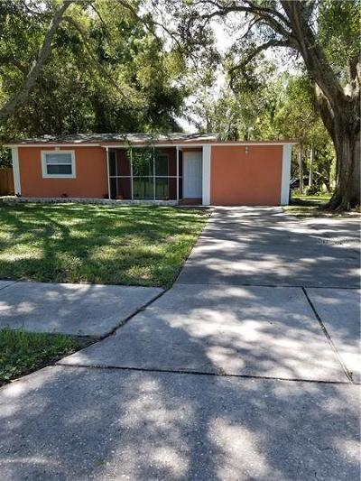 Clearwater Single Family Home For Sale: 1341 Terrace Road