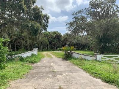 Sarasota Residential Lots & Land For Sale: 7551 Tortoise Way