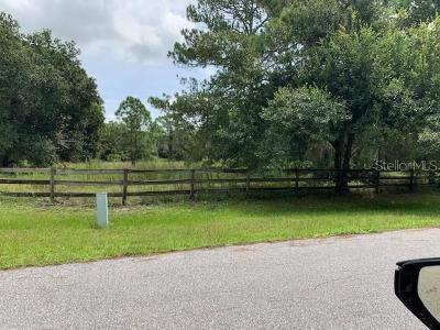 Sarasota Residential Lots & Land For Sale: Gator Creek Boulevard