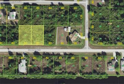 Port Charlotte Residential Lots & Land For Sale: 13080 & 13088 Foresman Boulevard