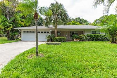 Sarasota Single Family Home For Sale: 1826 Ridgewood Street