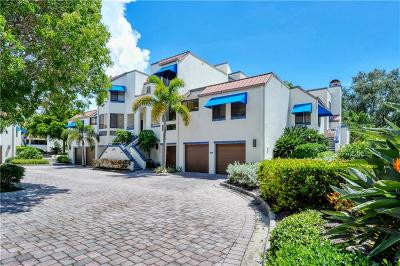 Longboat Key Villa For Sale: 2000 Harbourside Drive #1501