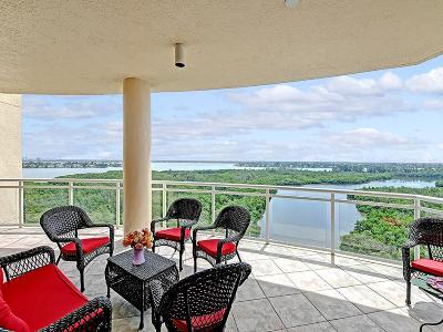 Sarasota Condo For Sale: 1300 Benjamin Franklin Drive #1009