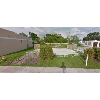 Bradenton Residential Lots & Land For Sale: 1905 9th Street W