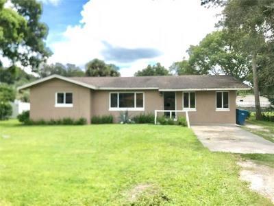 Deland Single Family Home For Sale: 1643 Center Street