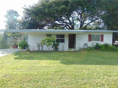 Sarasota FL Single Family Home For Sale: $169,900