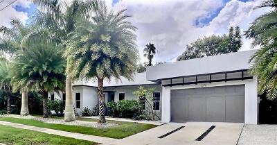 Sarasota Single Family Home For Sale: 2376 Hyde Park Street