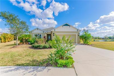 Central Park, Central Park At Lakewood Ranch, Central Park Sp A-2b, Central Park Sp D-1bb, D-2a & D-2b Single Family Home For Sale: 12092 Longview Lake Circle