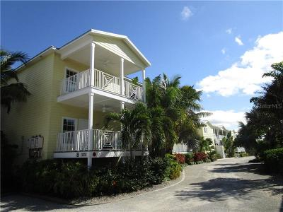 Sarasota Condo For Sale: 1020 Sun N Sea Drive #106 B