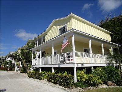 Sarasota Condo For Sale: 6732 Sarasea Circle #100 C