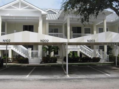 Bradenton Condo For Sale: 3705 54th Drive W #N102