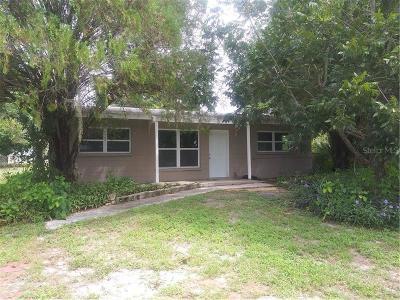 Sarasota Single Family Home For Sale: 3812 Buckeye Circle