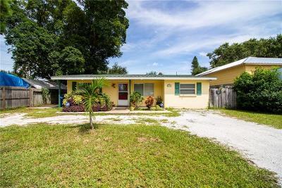 Bradenton Single Family Home For Sale: 5703 16th Street W