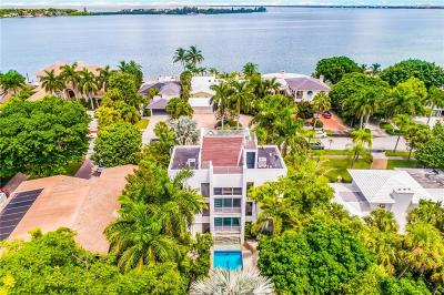 Sarasota Single Family Home For Sale: 213 N Washington Drive