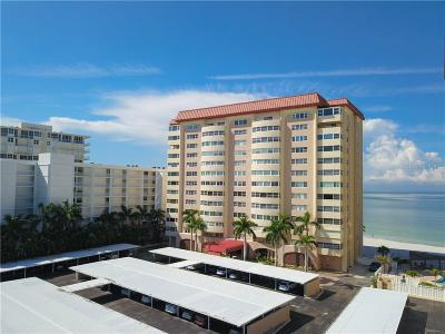 Sarasota Condo For Sale: 1750 Benjamin Franklin Drive #PHE