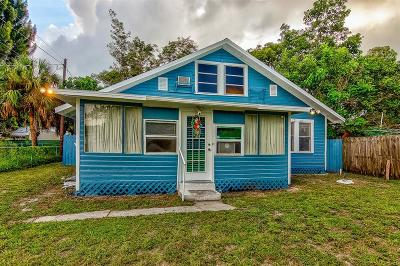 Single Family Home For Sale: 3722 Royal Palm Avenue