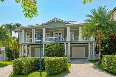 Lido Key Single Family Home For Sale: 168 Bryant Drive