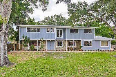 Bradenton Single Family Home For Sale: 3416 Avenida Madera