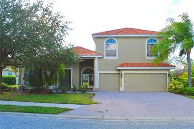 Bradenton Single Family Home For Sale: 12814 Daisy Place