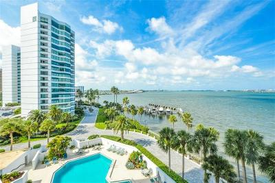 Sarasota Condo For Sale: 988 Blvd Of The Arts #612