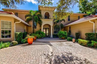 Sarasota Single Family Home For Sale: 8130 Misty Oaks Boulevard