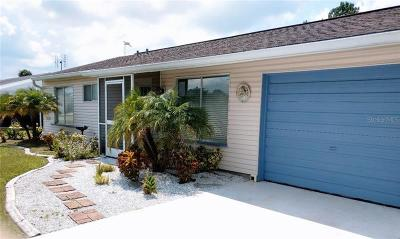 North Port Single Family Home For Sale: 3177 Idlewood Street