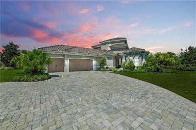 Lakewood Ranch Single Family Home For Sale: 15609 Linn Park Terrace