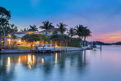 Sarasota Single Family Home For Sale: 1145 N Lake Shore Drive