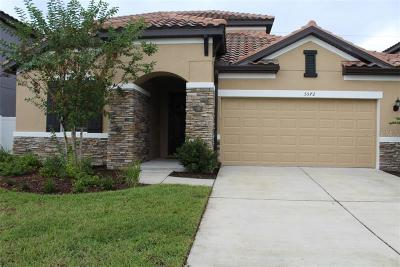 Sarasota Single Family Home For Sale: 5572 Foxtail Palm Lane