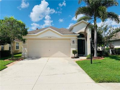 Lakewood Ranch Single Family Home For Sale: 6224 Yellowtop Drive
